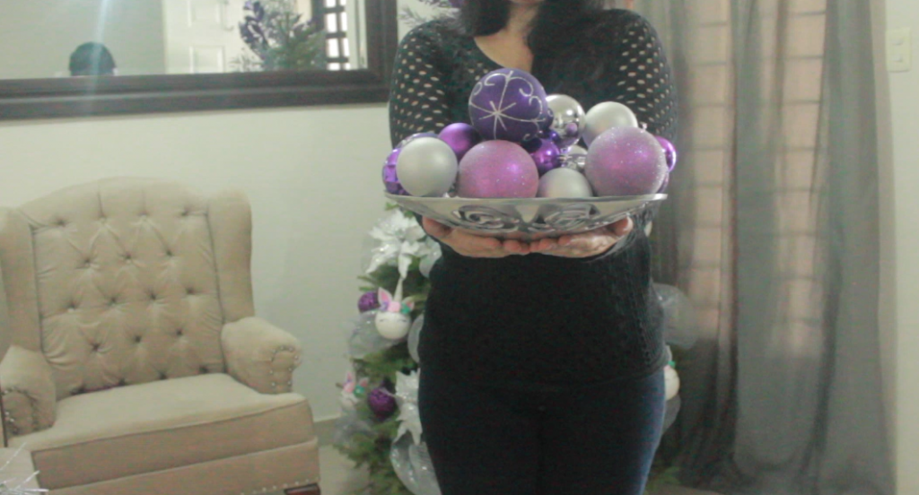 Esferas para el arbol de navidad