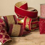 Formas de decorar tu arbol de navidad con liston (14)