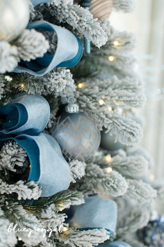 Formas de decorar tu arbol de navidad con liston 21 for Formas de decorar tu casa