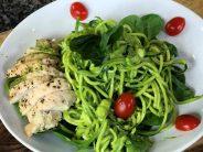 Guia de Alimentacion Reto de 18 dias -Si pesas de 70 o Menos Kilos
