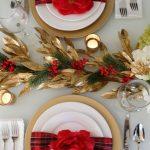 Guirnaldas Navideñas para el Comedor (3)