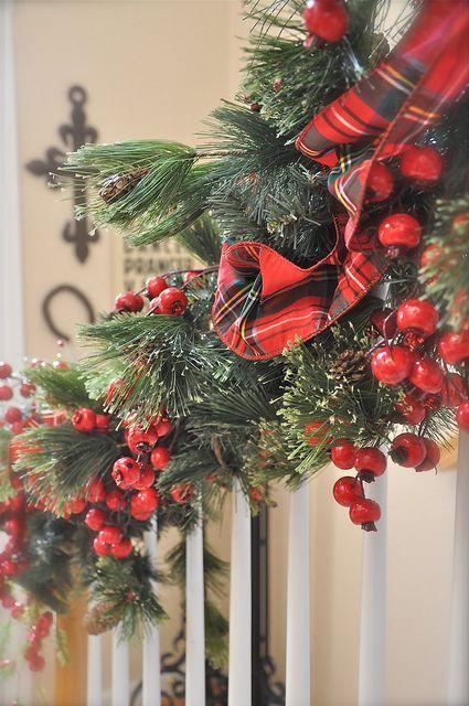 Guirnaldas para decorar en navidad (1)