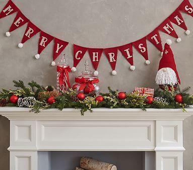 Guirnaldas De Navidad Imagenes.Guirnaldas Para Decorar En Navidad Escaleras Ventanas Y