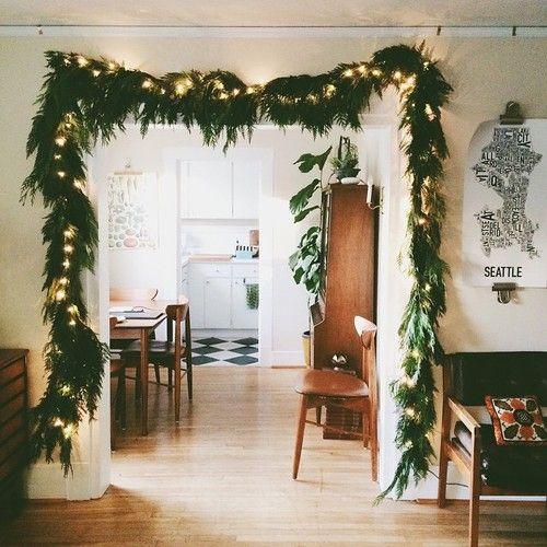 Guirnaldas para decorar en navidad (2)