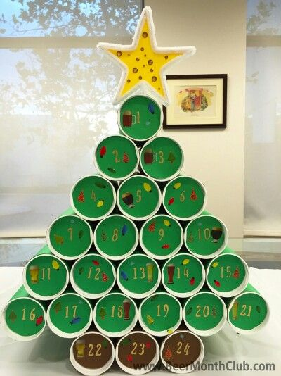 Calendario De Adviento Casero.Ideas De Calendarios De Adviento Navidad 2019 2020