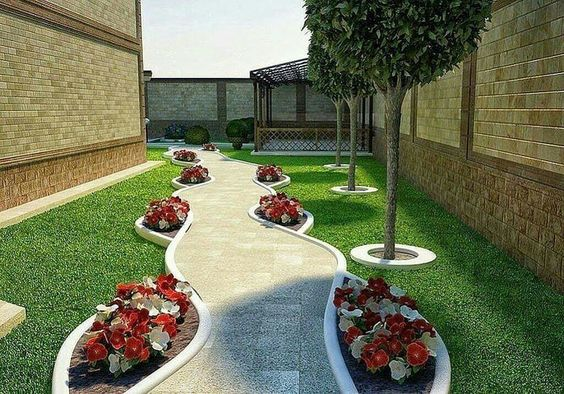 ideas de jardines bonitos 2 como organizar la casa
