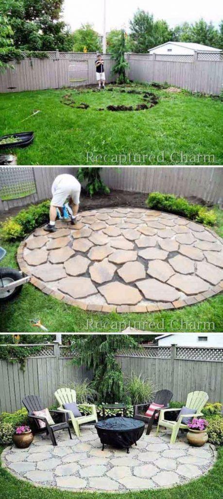 Ideas diy para el jardín