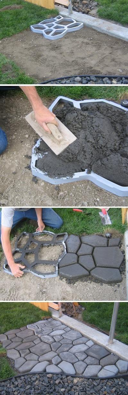 Ideas diy para el jardin (2)