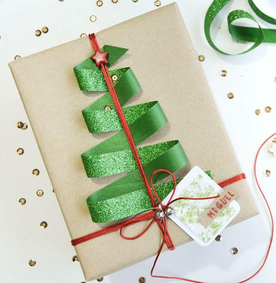 Ideas para envolver regalos en navidad 7 decoracion de for Ideas para envolver regalos
