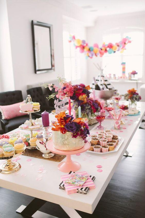 Ideas para decorar cumplea os de 40 mujer decoracion de - Ideas para organizar la casa ...