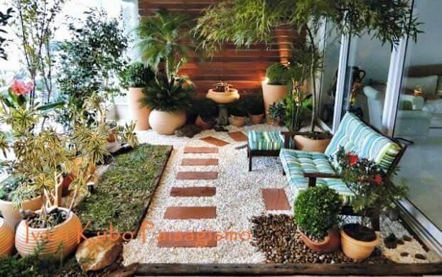 Dise o de jardines para casas conoce las tendencias 2018 for Como decorar un jardin con poco dinero