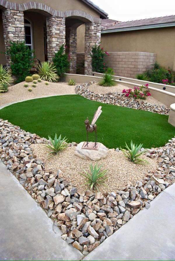 Dise o de jardines para casas decoracion de interiores for Disenos de jardines de casas
