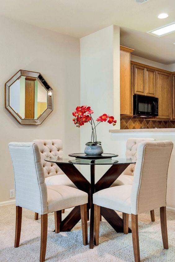 Ideas para decorar un comedor pequeño | Como Organizar la Casa ...