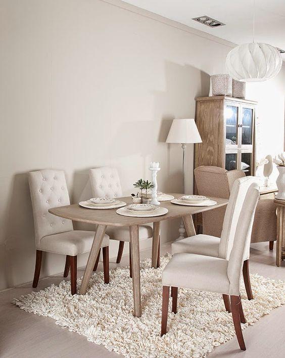 Ideas para decorar un comedor pequeño | Como Organizar la ...