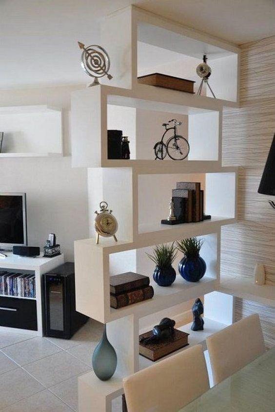 Ideas para separar espacios peque os decoracion de - Ideas para espacios pequenos ...