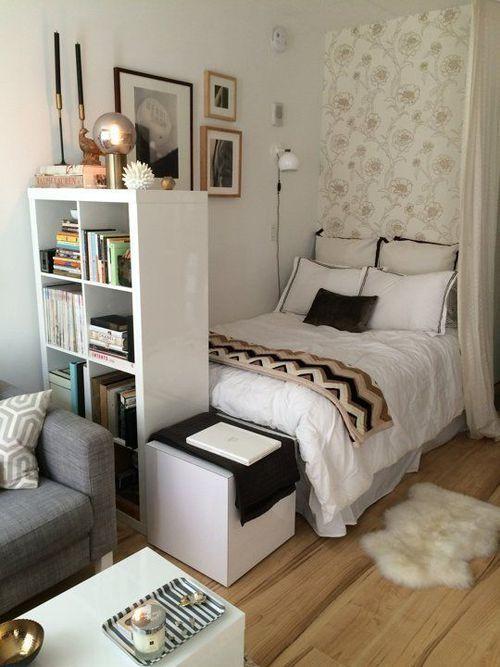 Ideas para separar espacios pequeños