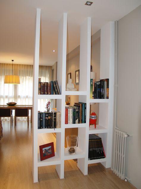 Ideas para separar espacios peque os decoracion de for Puertas para espacios reducidos