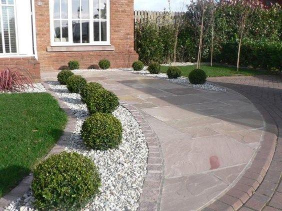 Dise o de jardines para casas conoce las tendencias 2018 for Vers de jardin