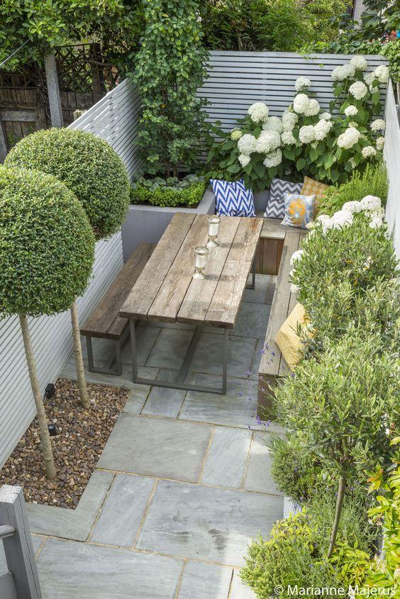 Dise o de jardines para casas conoce las tendencias 2018 - Disenador de jardines ...