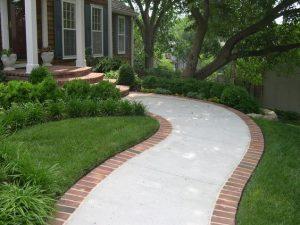 Jardines pequenos para entradas de casas (1)