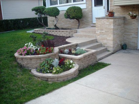 27 ideas para Decorar y Organizar el jardín (2)