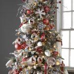 Mas de 150 fotos de decoracion para arboles de navidad modernos (112)
