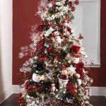 Mas de 150 fotos de decoracion para arboles de navidad modernos (116)