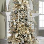 Mas de 150 fotos de decoracion para arboles de navidad modernos (118)