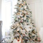 Mas de 150 fotos de decoracion para arboles de navidad modernos (121)