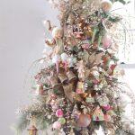 Mas de 150 fotos de decoracion para arboles de navidad modernos (122)