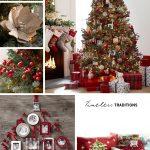 Mas de 150 fotos de decoracion para arboles de navidad modernos (131)