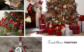 Decoración de árboles de Navidad 2017 2018
