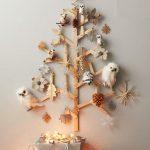 Mas de 150 fotos de decoracion para arboles de navidad modernos (136)