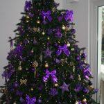 Mas de 150 fotos de decoracion para arboles de navidad modernos (147)