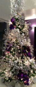 Mas de 150 fotos de decoracion para arboles de navidad modernos (148)