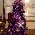 Mas de 150 fotos de decoracion para arboles de navidad modernos (151)