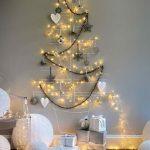 Mas de 150 fotos de decoracion para arboles de navidad modernos (155)