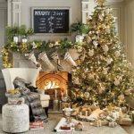 Mas de 150 fotos de decoracion para arboles de navidad modernos (159)