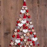 Mas de 150 fotos de decoracion para arboles de navidad modernos (17)