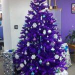 Más de 150 Fotos de Decoración de Árboles de Navidad Modernos