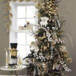 Mas de 150 fotos de decoracion para arboles de navidad modernos (177)