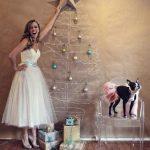 Mas de 150 fotos de decoracion para arboles de navidad modernos (178)