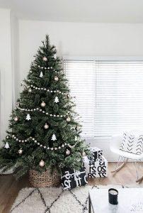 Mas de 150 fotos de decoracion para arboles de navidad modernos (180)