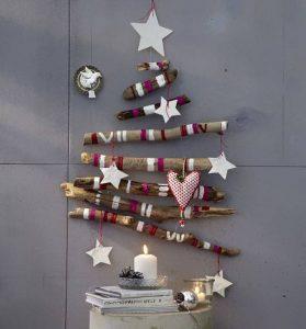 Mas de 150 fotos de decoracion para arboles de navidad modernos (186)