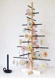 Mas de 150 fotos de decoracion para arboles de navidad modernos (187)