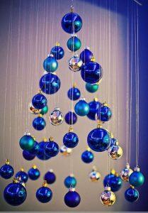 Mas de 150 fotos de decoracion para arboles de navidad modernos (188)