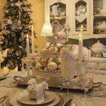 Mas de 150 fotos de decoracion para arboles de navidad modernos (27)