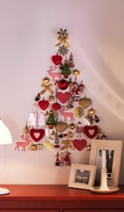 Mas de 150 fotos de decoracion para arboles de navidad modernos (39)