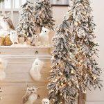 Mas de 150 fotos de decoracion para arboles de navidad modernos (4)
