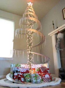 Mas de 150 fotos de decoracion para arboles de navidad modernos (40)